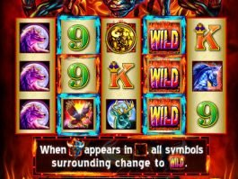 Rumble Rumble online slot machine for fun