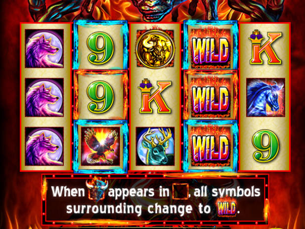 Rumble Rumble online slot machine for fun