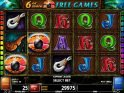 Spin slot game Sapphire Lagoon online