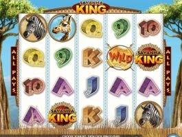 No download game Savanna King