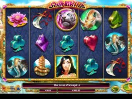 Free casino online slot Shangri La