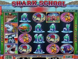 A picture of the casino slot Shar School for free