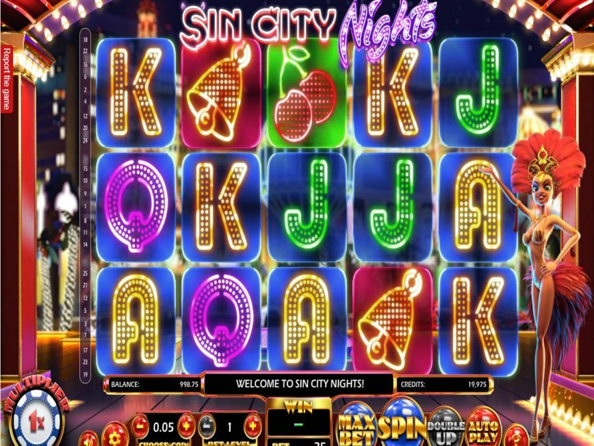 Sin City Free