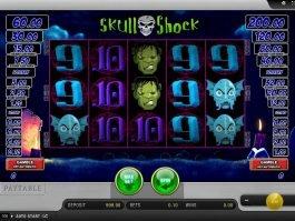 Free slot machine no deposit Skull Shock