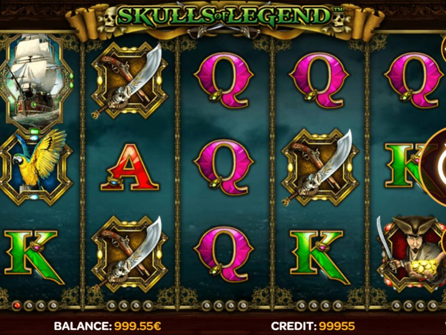 Skulls of Legend free game for fun