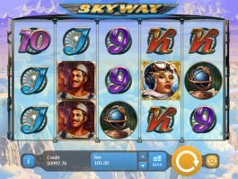 Online free slot machine SkyWay