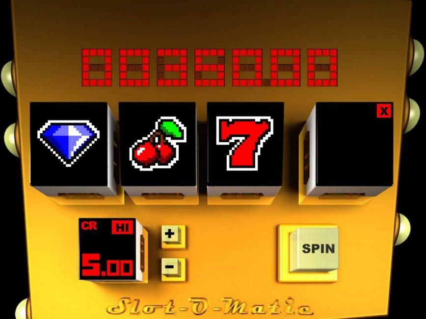 Slot-O-Matic casino slot game