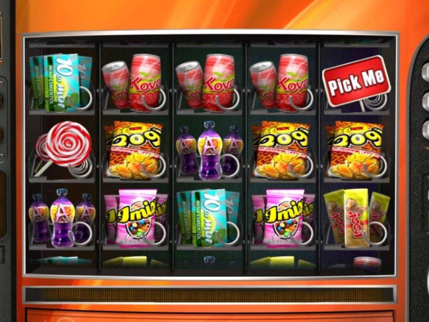 Slot machine for fun Snack Time