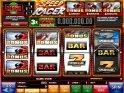 Casino slot machine Speed Racer