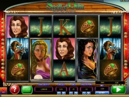Spell of Odin slot game online