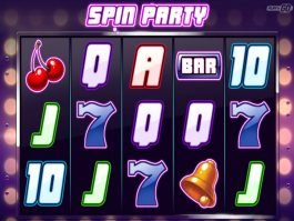 Casino slot machine for fun Spin Party
