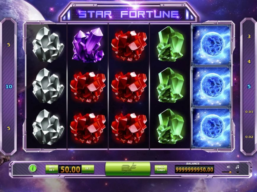 Spin casino free game Star Fortune