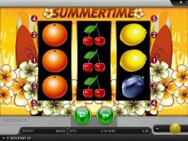 Free casino slot game Summertime