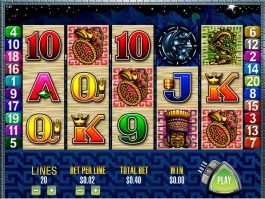 Casino free game Sun and Moon online