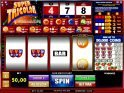 A picture of the slot game Super Tricolor online