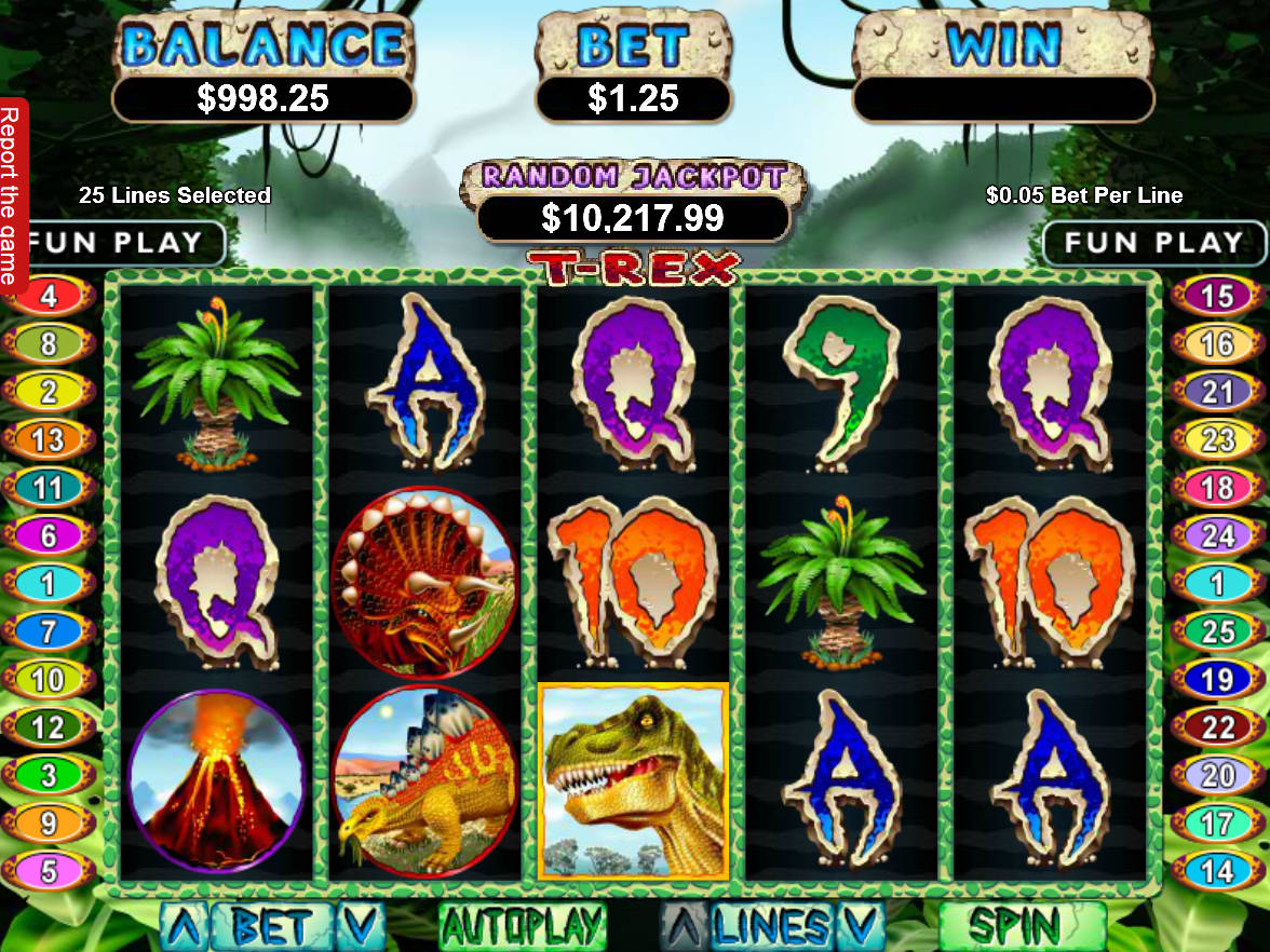 Canada slots online for real money
