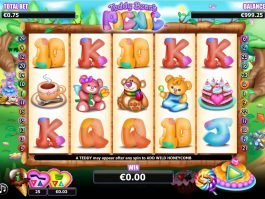 Play free slot game Teddy Bear's Picnic