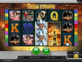 Texas Tycoon free slot online