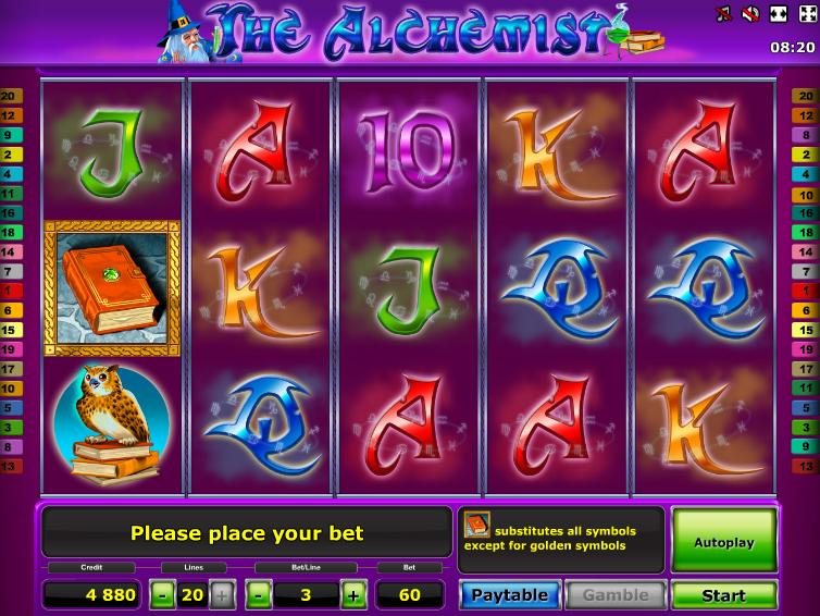 Spiele Secrets Of Alchemy - Video Slots Online
