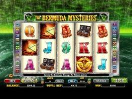 The Bermuda Mysteries no deposit game