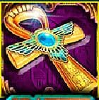 Free slot machine The Power of Ankh - symbol scatter