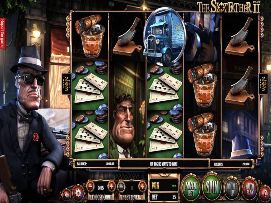 The Slotfather Part II online free game