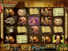 The Three Stooges Brideless Gromm no deposit slot machine