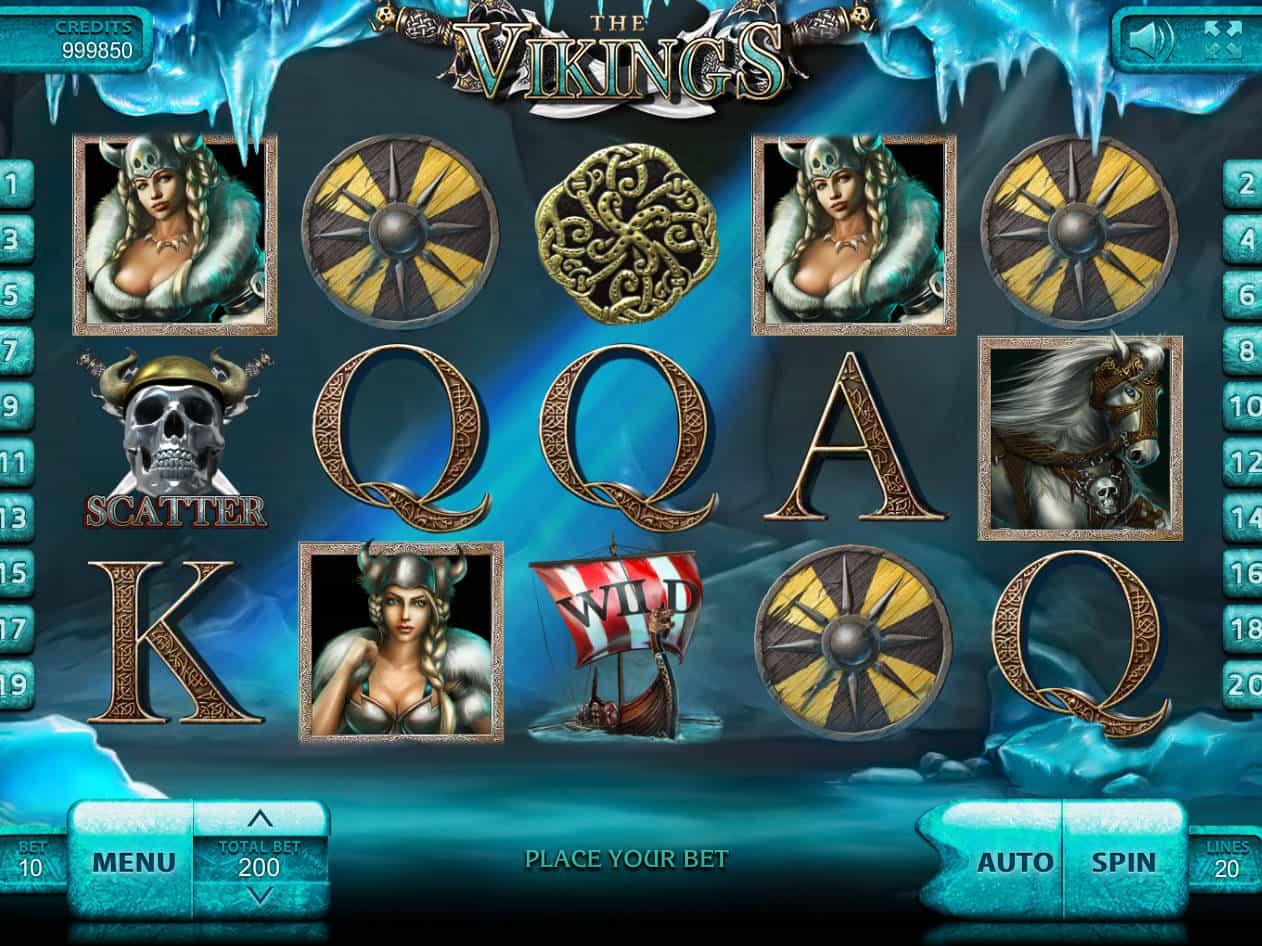 Viking slot machine