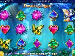 No registration slot game Theatre of Night