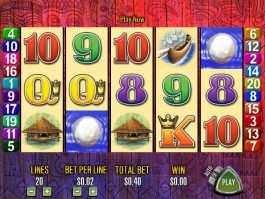 Play casino free game Tiki Torch