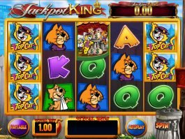 Free slot machine Top Cat for fun