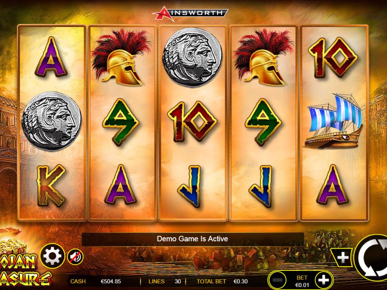 Spiele Trojan Treasure - Video Slots Online