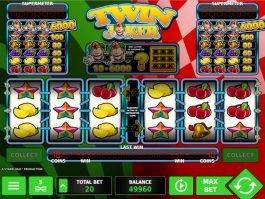 Play casino free game Twin Joker online