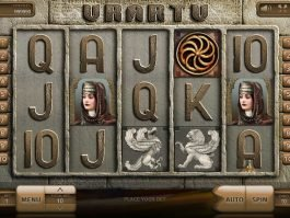 A picture of the casino slot machine Urartu