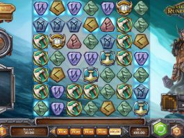 Spin online casino slot Viking Runecraft