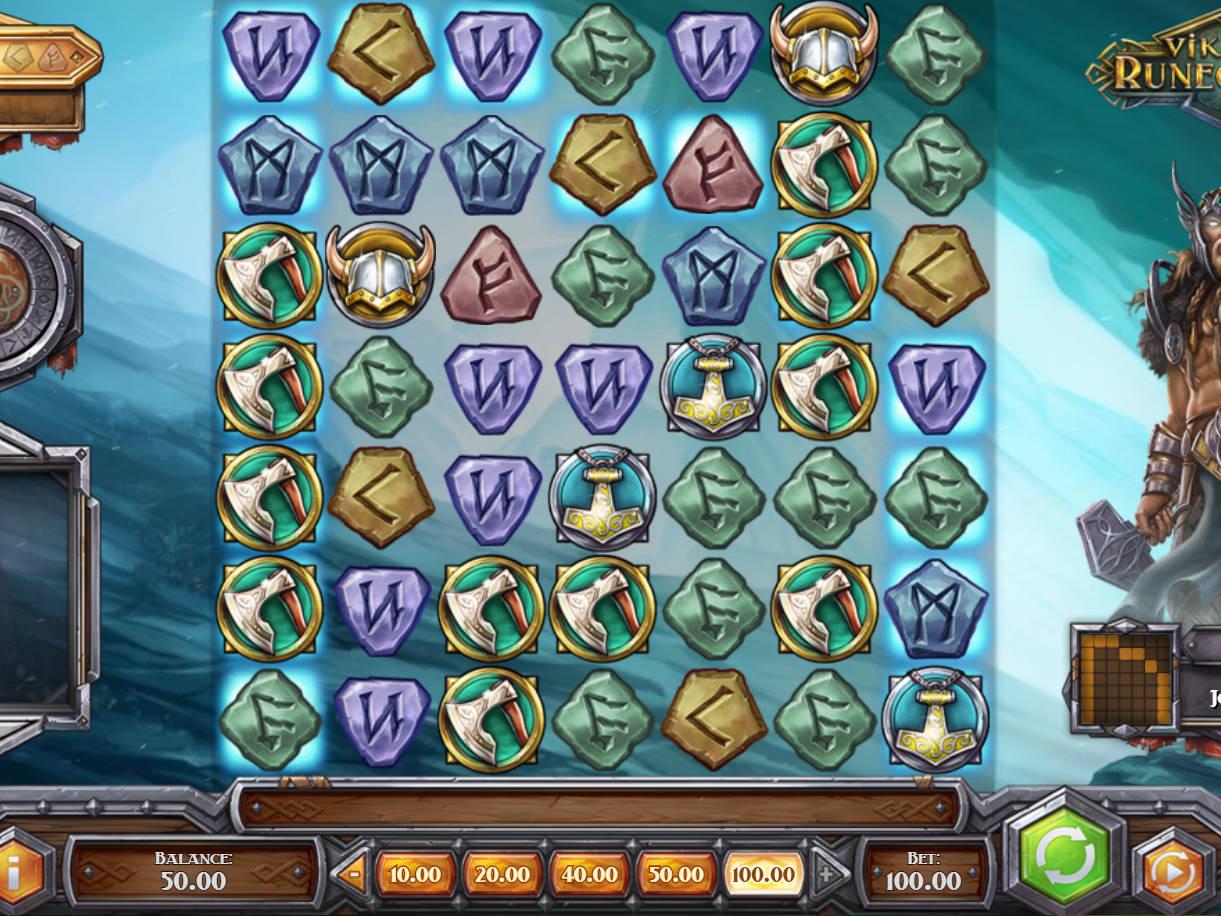 Viking Runecraft Slot Machine