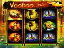Casino slot game Voodoo Shark no registration