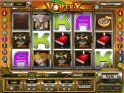 Spin casino slot game Vortex