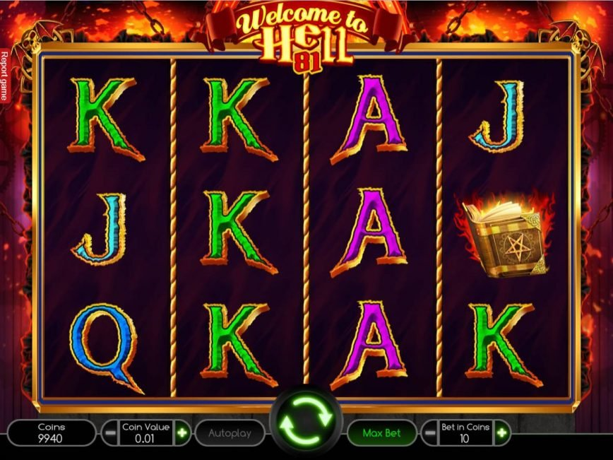 Spiele Welcome To Hell 81 - Video Slots Online