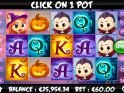 Casino slot game Wicked Reels no deposit
