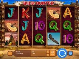 Spin slot machine Wild Hunter