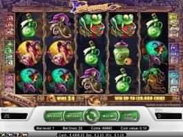 No deposit game Wild Witches