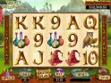 Play slot game Wild Wizards by RTG