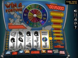 No deposit game Win a Fortune online
