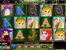 Free casino slot machine Wonder Tree online