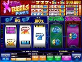 Free casino slot game X-tra Bonus Reels