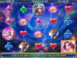 Xing Guardian no deposit slot game